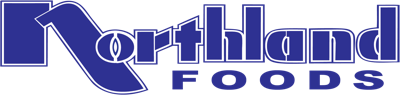 A theme logo of Northland Foods